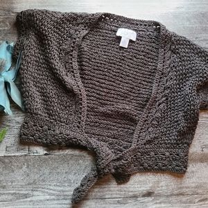 Loft knitted top